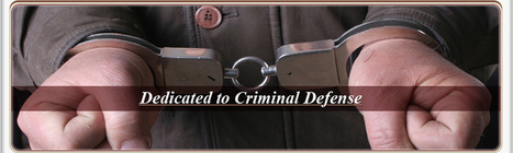 Want to Hire a Professional Lawyer? | Criminal Defense Lawyer | Scoop.it