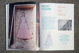Design goeroe Rossana Orlandi ontvangt eerste exemplaar Yearbook TextielLab | TextielMuseum | Scoop.it