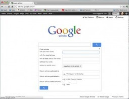 Big Changes at Google Scholar | Law Technology Today | The Information Professional | Scoop.it
