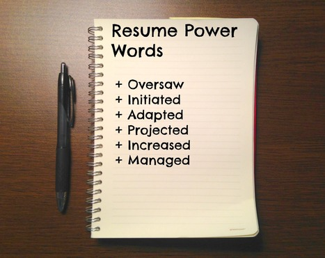 Keep Your Resume in Tip-Top Shape | SEO | Scoop.it