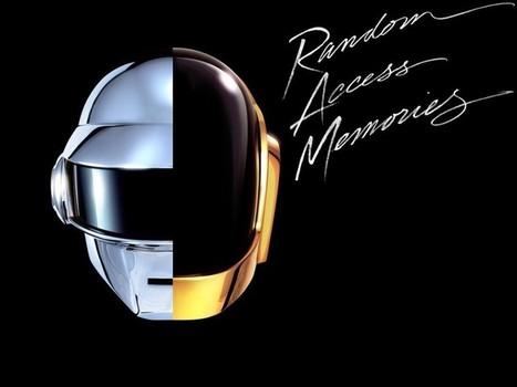 Nouvel album de Daft Punk: la promo paillettes qui énerve - Rue89 | Daft Punk France Columbia | Scoop.it