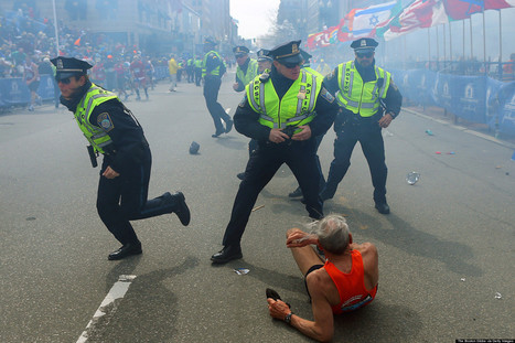 Civilian Responses at the Boston Marathon Show the Very Best of Human Nature | Emergency Management | Scoop.it
