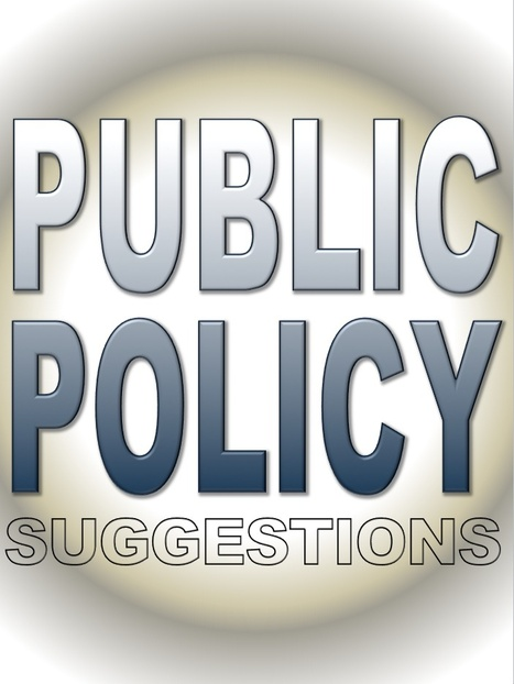 Public Policy Suggestions | David Brin's Collected Articles | Scoop.it