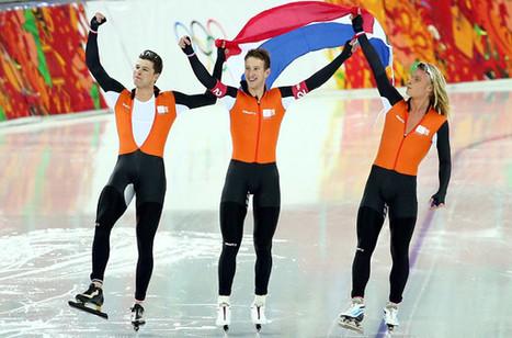 Sochi Olympics roundup: Dutch finish domination of long-track speedskating - Los Angeles Times | fashion pants | Scoop.it
