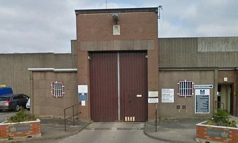 The jail where it's easier to get drugs than books | Vince Tracy Podcasts and Information | Scoop.it