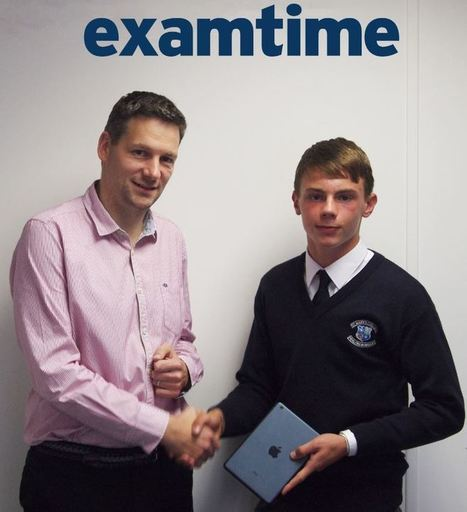 Exam Success Story: Introducing ExamTime's Student of the Month Award! | E-learning | Scoop.it