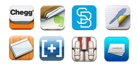 8 Great iPad Apps to Create Flashcards for your Class ~ Educational Technology and Mobile Learning | I-coach | Scoop.it