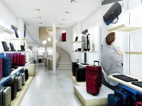 Samsonite lance sanouvelle marque de luxe en Europe | Actualité économique du luxe | Scoop.it