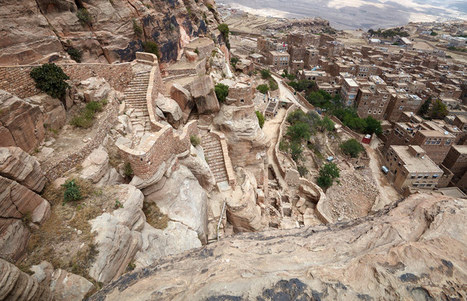 abdullah al-hadrami: thula fort restoration in yemen | The Architecture of the City | Scoop.it