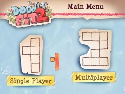 Geometric Puzzler App Challenges | APS Instructional Technology ~ Mathematics Content | Scoop.it