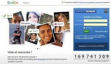 Badoo propose la rencontre gratuite et Chat sur Badoo.fr | Nouveau blog buzz francophone | Scoop.it