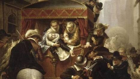 14 mai 1610, Henri IV est assassiné par François Ravaillac - France Info | Histoire de France par ClC | Scoop.it