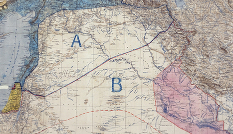 Sykes-Picot drew lines in the Middle East's sand that blood is washing away | General History | Scoop.it