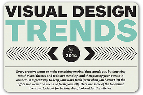 The top visual design trends for 2014 | PR :: Change for the better_Carla Bulhões | Scoop.it