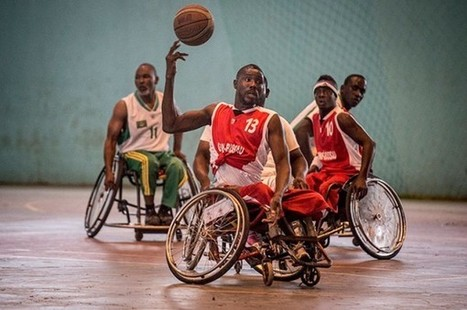 Sport helping to rehabilitate victims of war and armed violence   Sport, Education & the Media.   Scoop.it