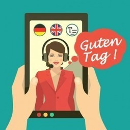 Conversational German - First Contact | Studying Teaching and Learning | Scoop.it