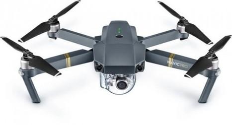 DJI introduit le Mavic Pro, son premier drone « pliable » | geeko | Drone | Scoop.it
