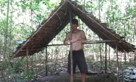 "How To Survive With Nothing But ""Primitive Technology"" 