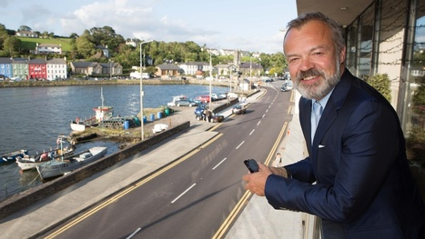 Graham Norton 'wasted on TV': John Boyne reviews his new novel | The Irish Literary Times | Scoop.it