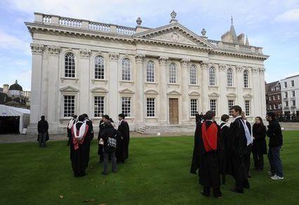 C'est classe !: France-Angleterre: ces écoles de l'élite qui nous gouvernent | Enseignement Supérieur et Recherche en France | Scoop.it