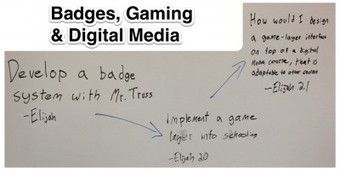 Badges, Gaming, and Digital Media | PLE - Marc's Take | Scoop.it