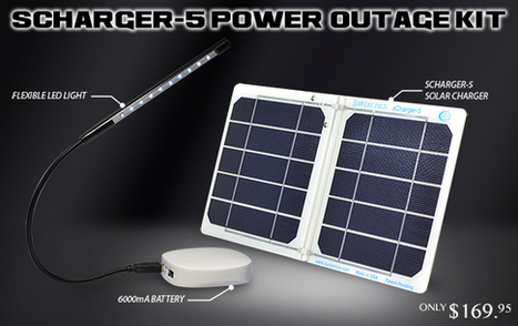 Value Of Portable Phone Charger During Taveling | Solar Power | Scoop.it