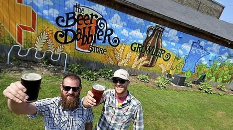 Q&A with Matt Kenevan and Joe Alton of the Beer Dabbler and Growler Magazine - Pioneer Press | Hi-Technology in the future Generation | Scoop.it