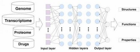 Deep learning applied to drug discovery and repurposing | Amazing Science | Scoop.it