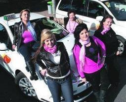 Nace una línea rosa de taxis para mujeres | POST CAFÉ emprendedores atípicos, ideas atípicas | Scoop.it