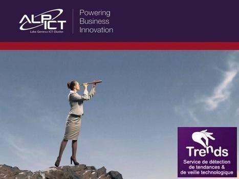 Nouveaux rapports de Veille ICT: B2B et Apps Stores | Alp ICT ... | Formation sur la veille | Scoop.it