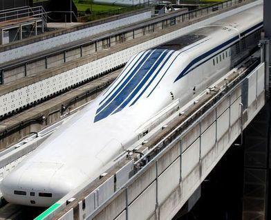 Public to get shot at riding 500-kph maglev train starting in October - AJW by The Asahi Shimbun | Transportation Station | Scoop.it