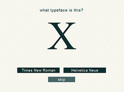 18 Creative Typography Games That Will Max Out Your Font Skills • The Endearing Designer • Tips, Tricks, Tutorials, Tools and More... | Graphics, Fonts, and Design | Scoop.it