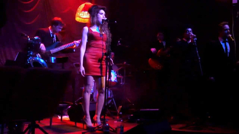 Un tributo local a Amy Winehouse | RollingStone Argentina | newsing | Scoop.it