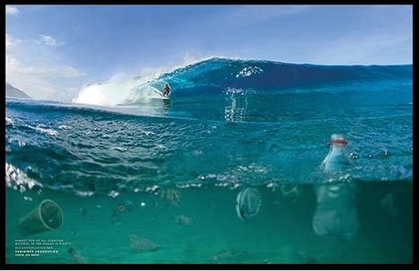 Surfrider Foundation Waves of Plastic... | Art for art's sake... | Scoop.it