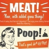Gross Things in Meat (Infographic) | Food and Agriculture | Scoop.it