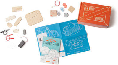 TinkerCrate - Hands-On STEM projects delivered to your door   School & Learning Today   Scoop.it