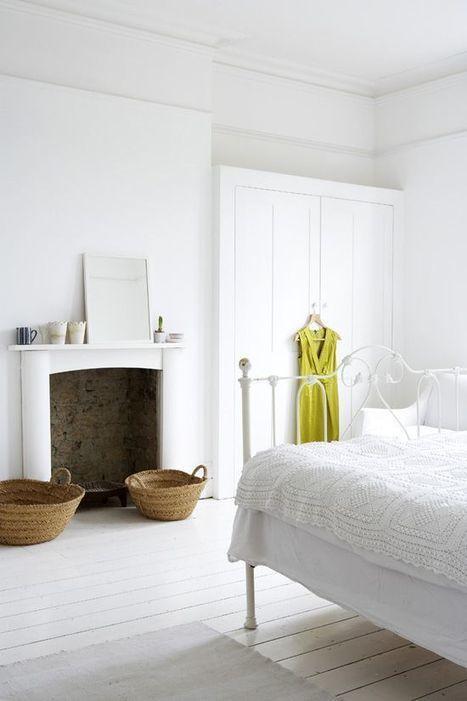 { Pour ou Contre } Une cheminée dans la chambre…? | décoration & déco | Scoop.it