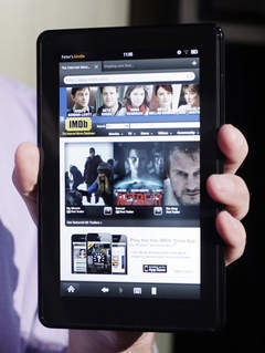REVIEW: Kindle Fire is no iPad killer - but it is a killer device - Chicago Sun-Times | eBooks in Libraries | Scoop.it