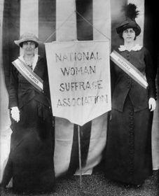 Civil Rights for Kids: Women's Suffrage | Mrs. Scott's 5th Grade Class | Scoop.it