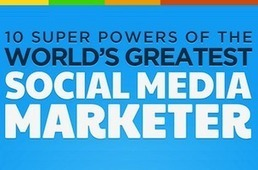10 Essential Skills To Become The World's Best Social Media Marketer [INFOGRAPHIC] | SM4NPGeneralSocialMedia | Scoop.it