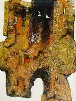 Exclusive Contemporary Painting about Civilization | Online Art Gallery | Scoop.it