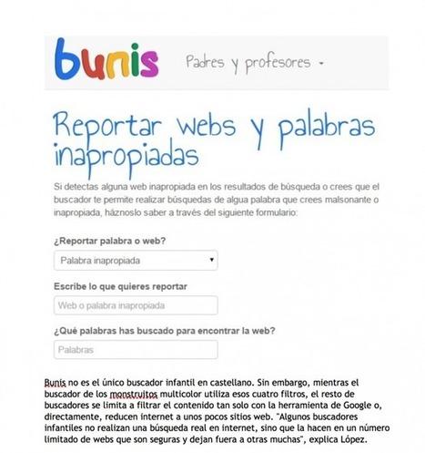 Bunis, un Google infantil hecho por y para padres españoles | APRENDIZAJE | Scoop.it