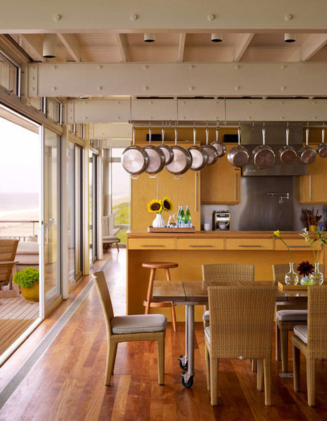 Low-Maintanance and Energy Efficient Surfside Residence by Stelle Architects | Design | News, E-learning, Architecture of the future at news.arcilook.com | Architecture e-learning | Scoop.it
