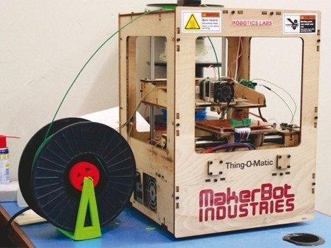3D: The future is printed – The Express Tribune   Business Video Directory   Scoop.it