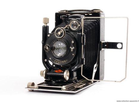 30 appareils photo vintage super design qui vous feront regretter de ne pas être né plus tôt | Instantanés | Scoop.it
