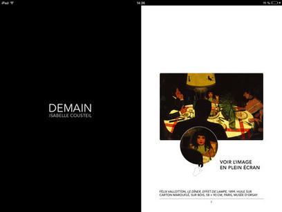 Clic France / La RMN publie un ebook de 10 nouvelles autour de l'exposition Félix Vallotton | Bibliothèque | Scoop.it