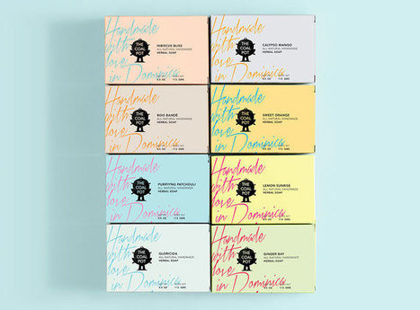 The Coal Pot - Packaging design   Design   Scoop.it