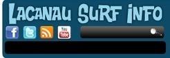Lacanau Surf Report Vidéo 8H15 - Météo du surf et des plages | location-landes-mimizan-plage surf | Scoop.it