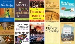 The 50 Best Books for New Teachers | Teacher Maker | Scoop.it