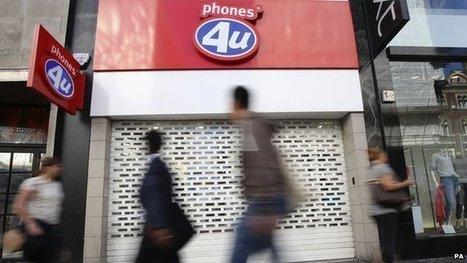EE in talks to buy Phones 4U stores | Business Warl | Scoop.it